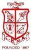 Coe Brown School logo