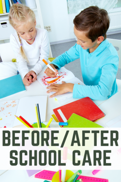 Before/After School Care