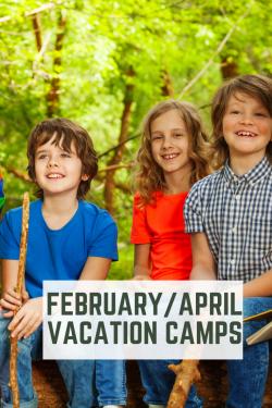Feb/April Vacation
