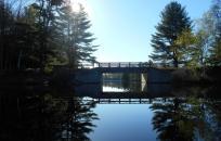 image pawtuckaway lake overpass