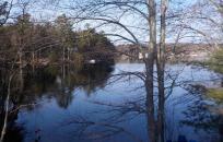 Spring on Pawtuckaway Lake