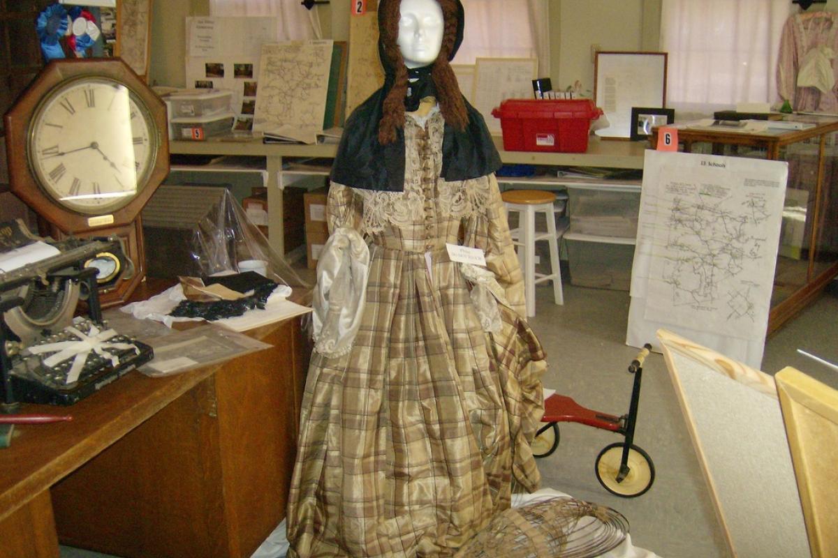 image vintage dress