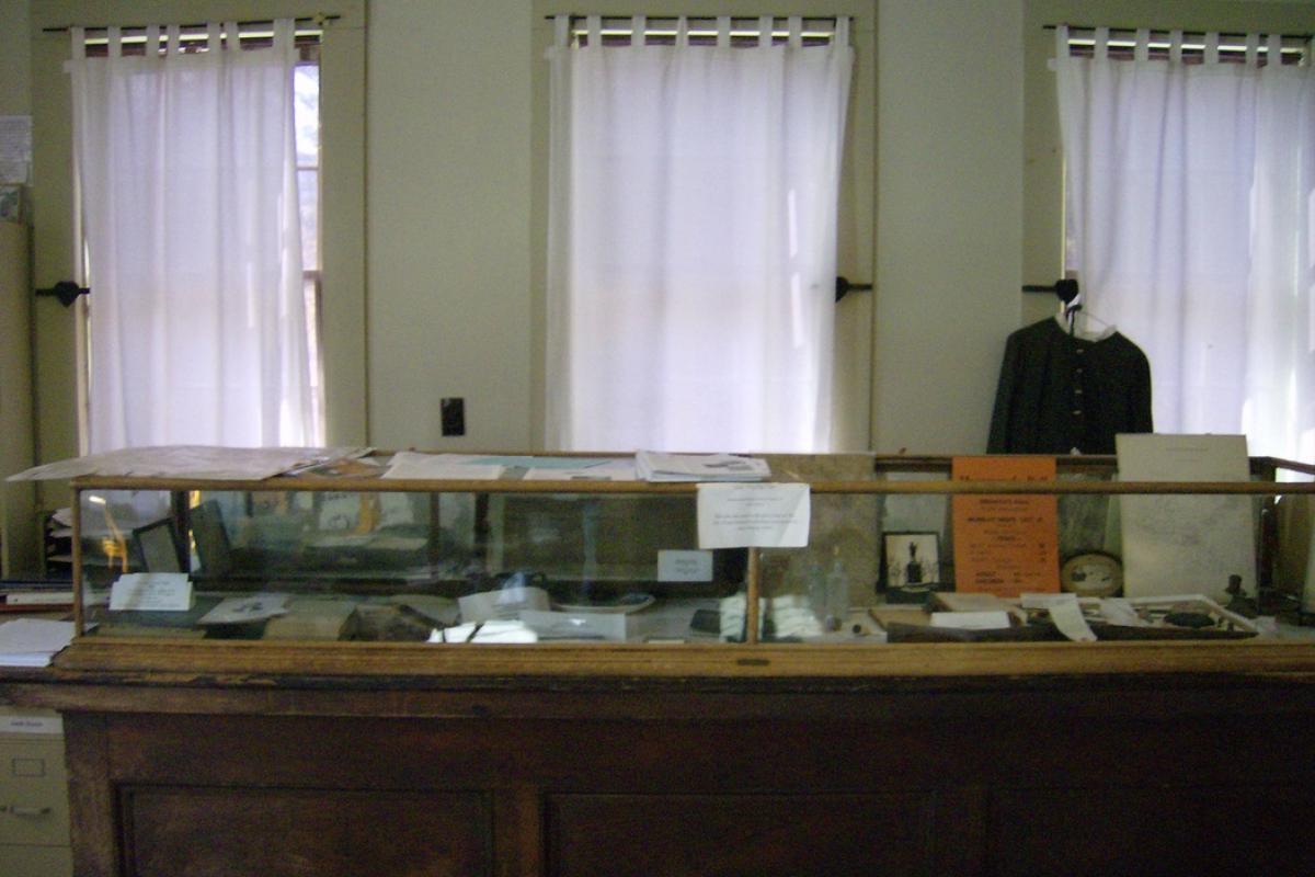 image of historical displays