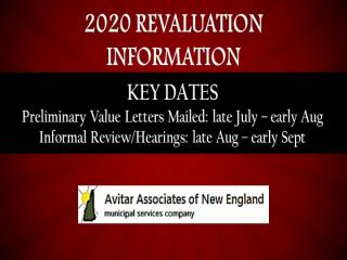 reval dates