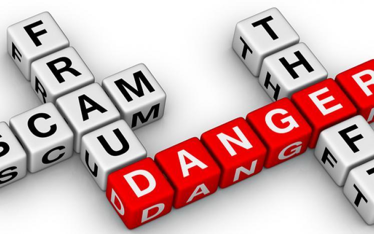 image beware fraud
